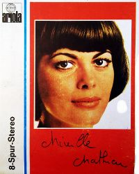 Cover Mireille Mathieu - Mireille Mathieu [1972]